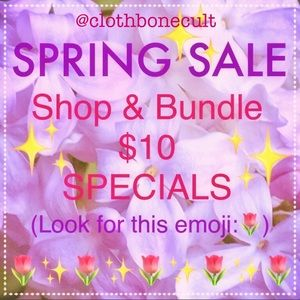 Other - ✨🌷✨SPRING CLEANING SALE✨🌷✨